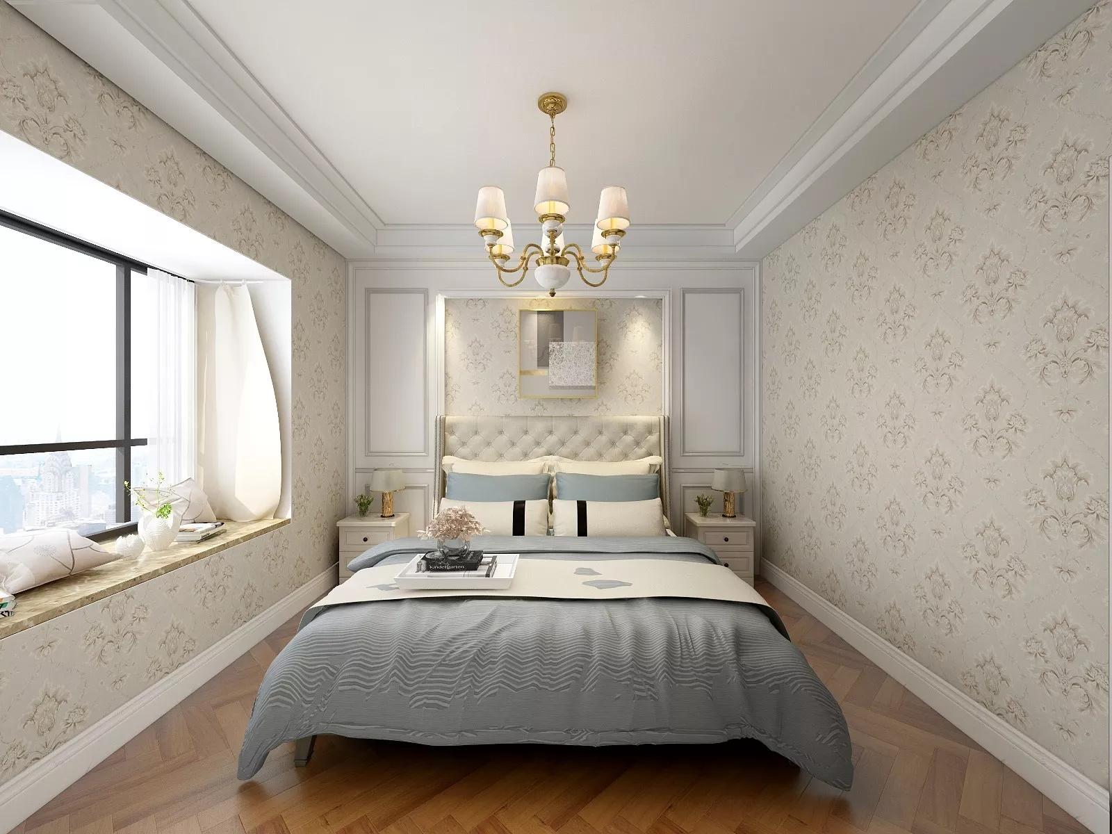 小户型开放式卧室装修效果图