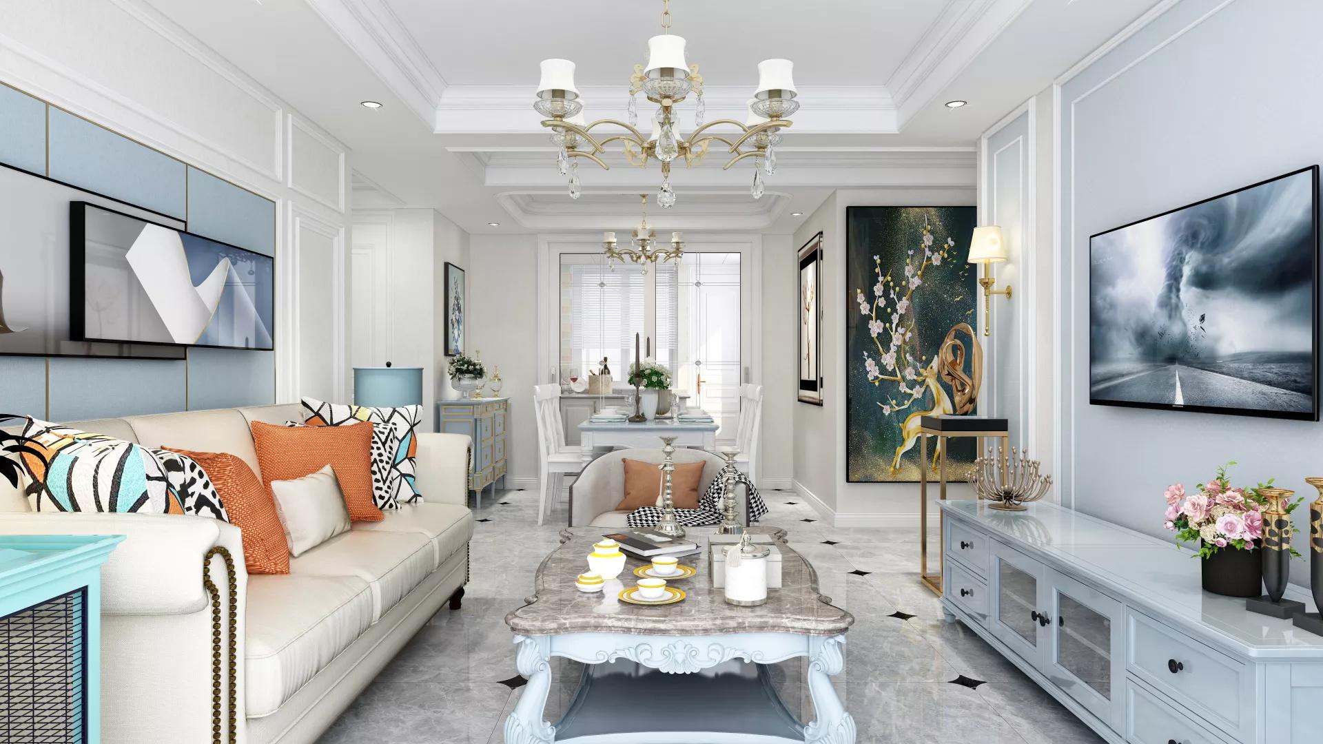 玄关,门厅,美式风格,温馨,原木色