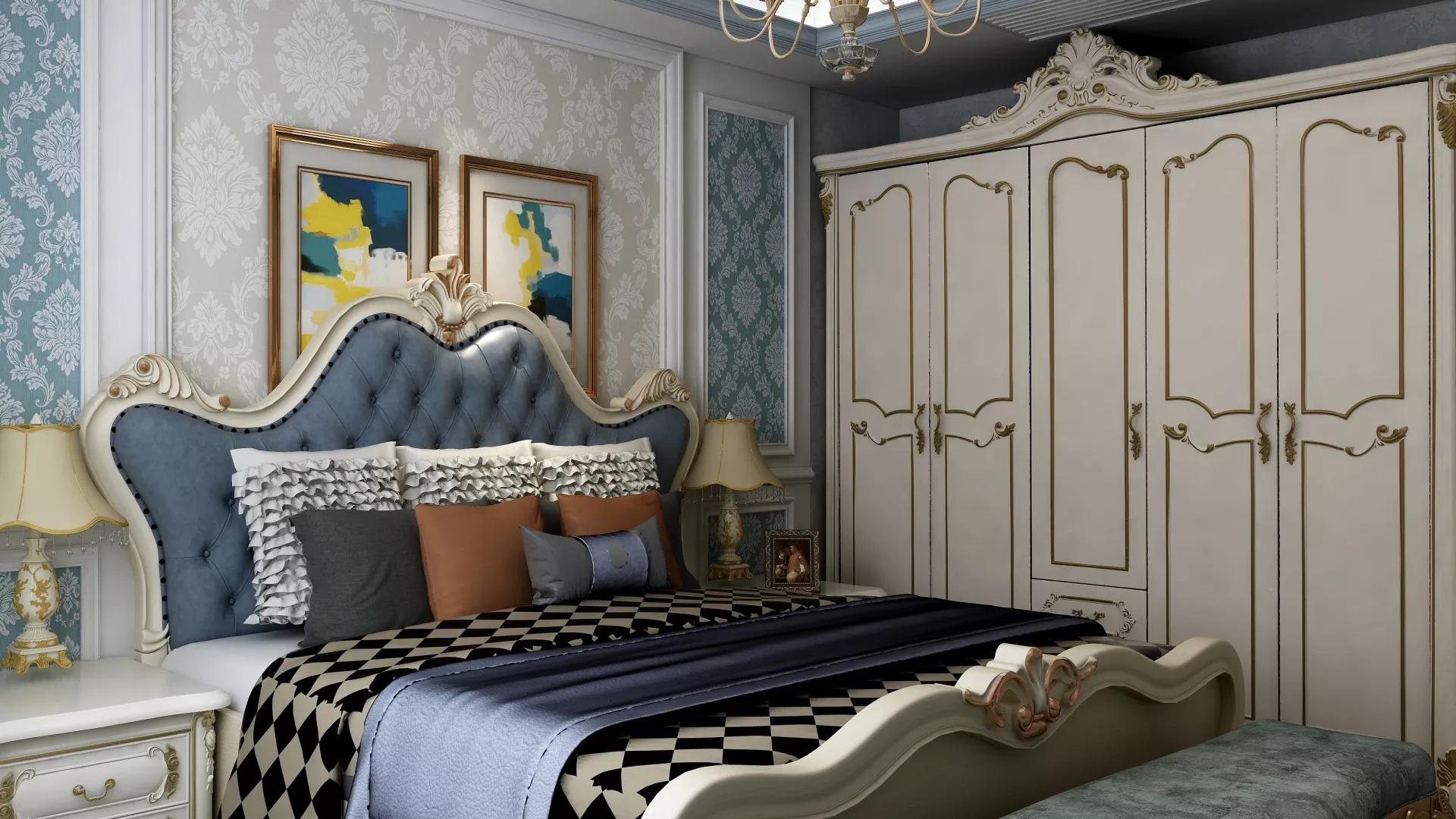 玄关,门厅,二居室装修,中式风格,简洁