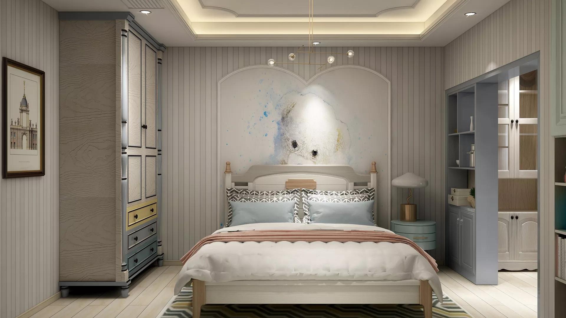 客厅,三居室装修,中式风格,沙发,灯具,茶几,温馨