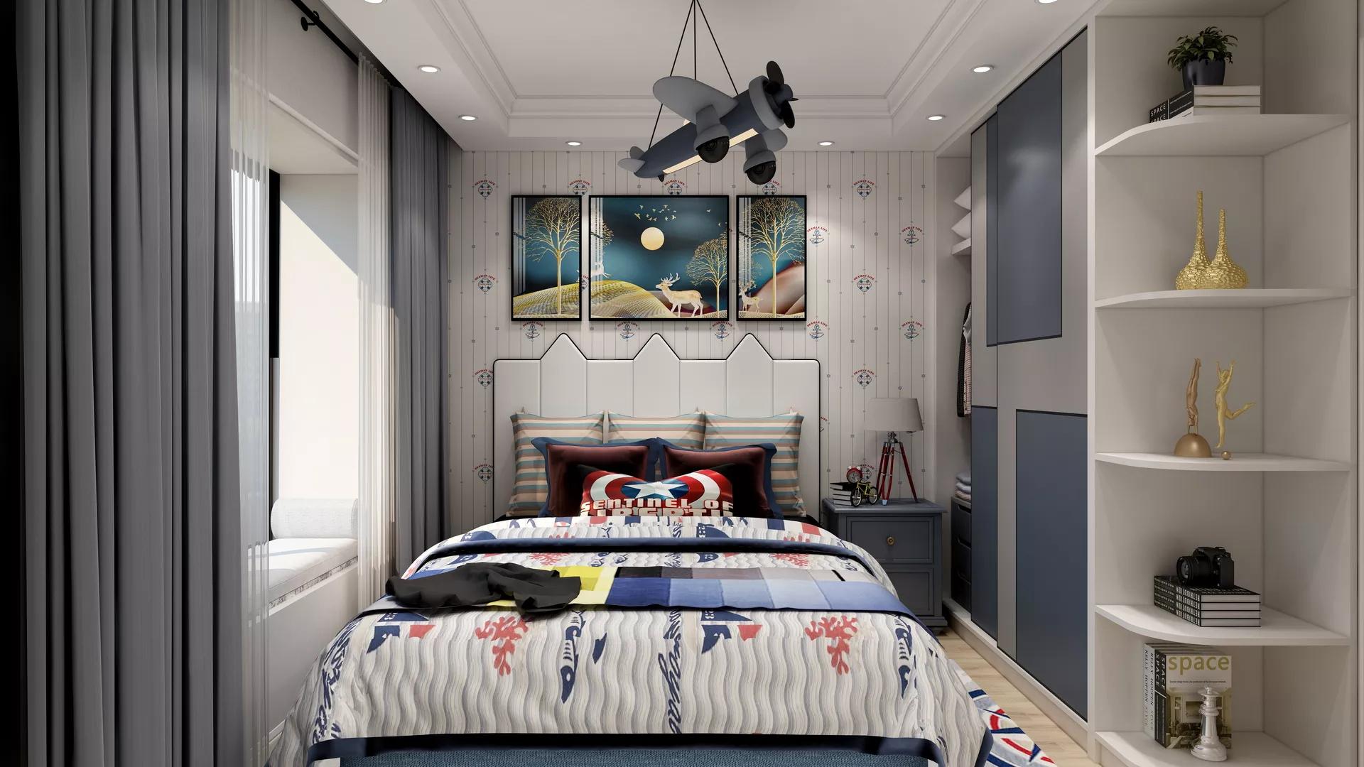 客厅,中式风格,沙发,灯具,茶几,简洁