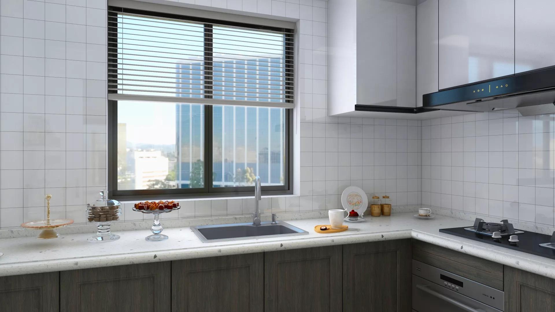 热门面积75平小户型客厅新古典装修图