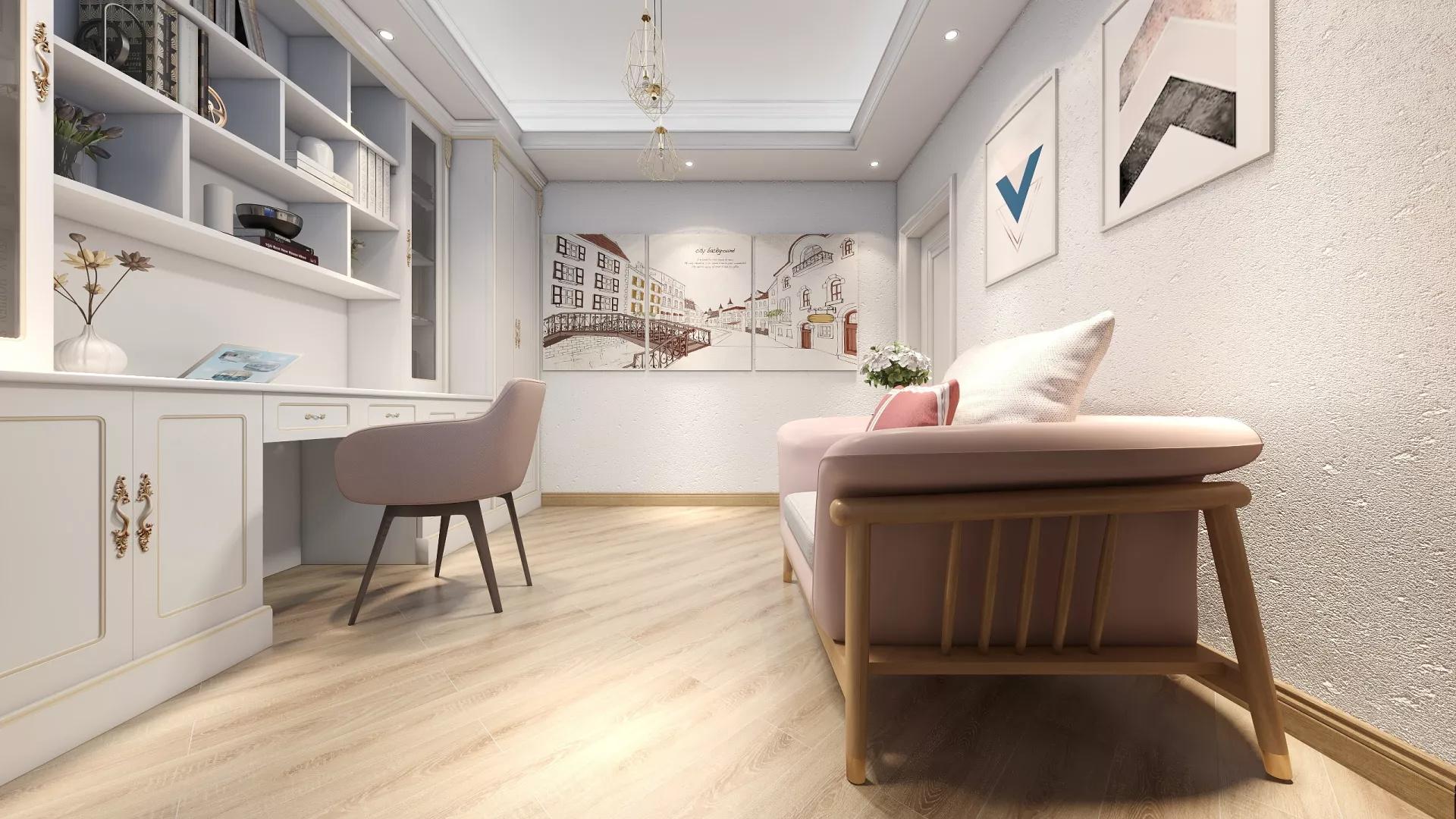 别墅装修大气豪华型客厅装修效果图