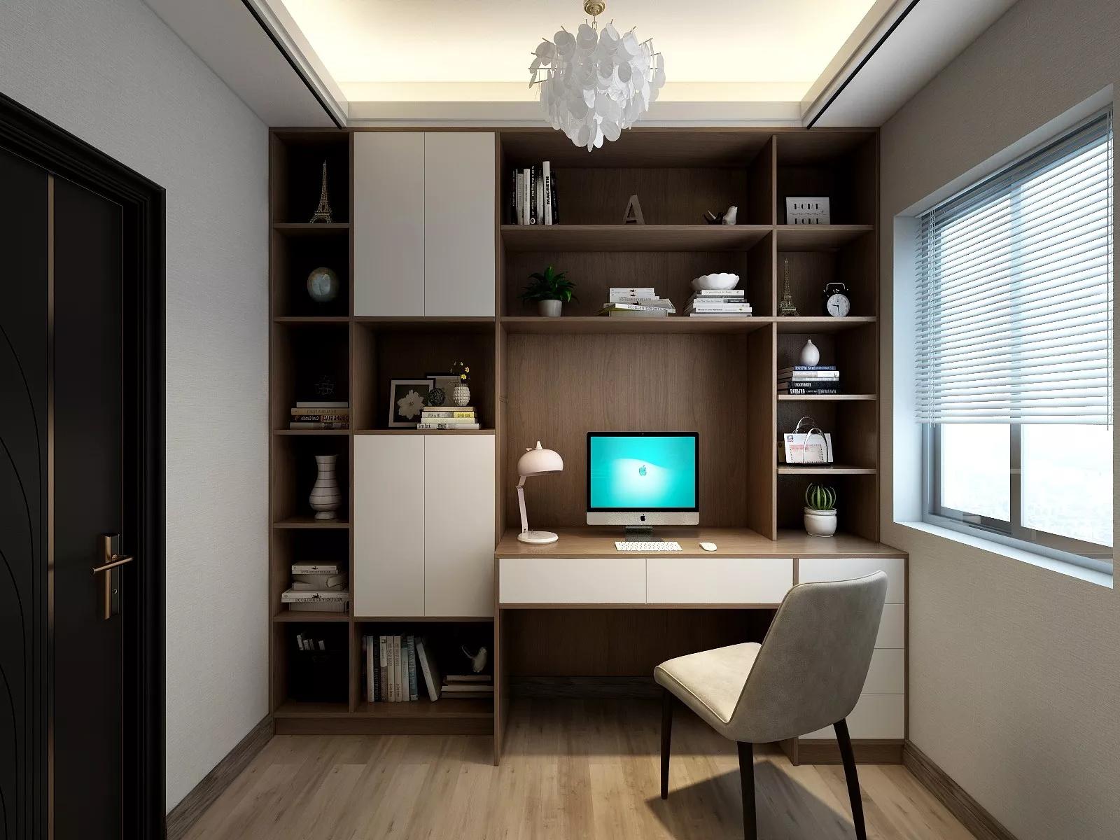 宜家风格大气温馨型客厅装修效果图