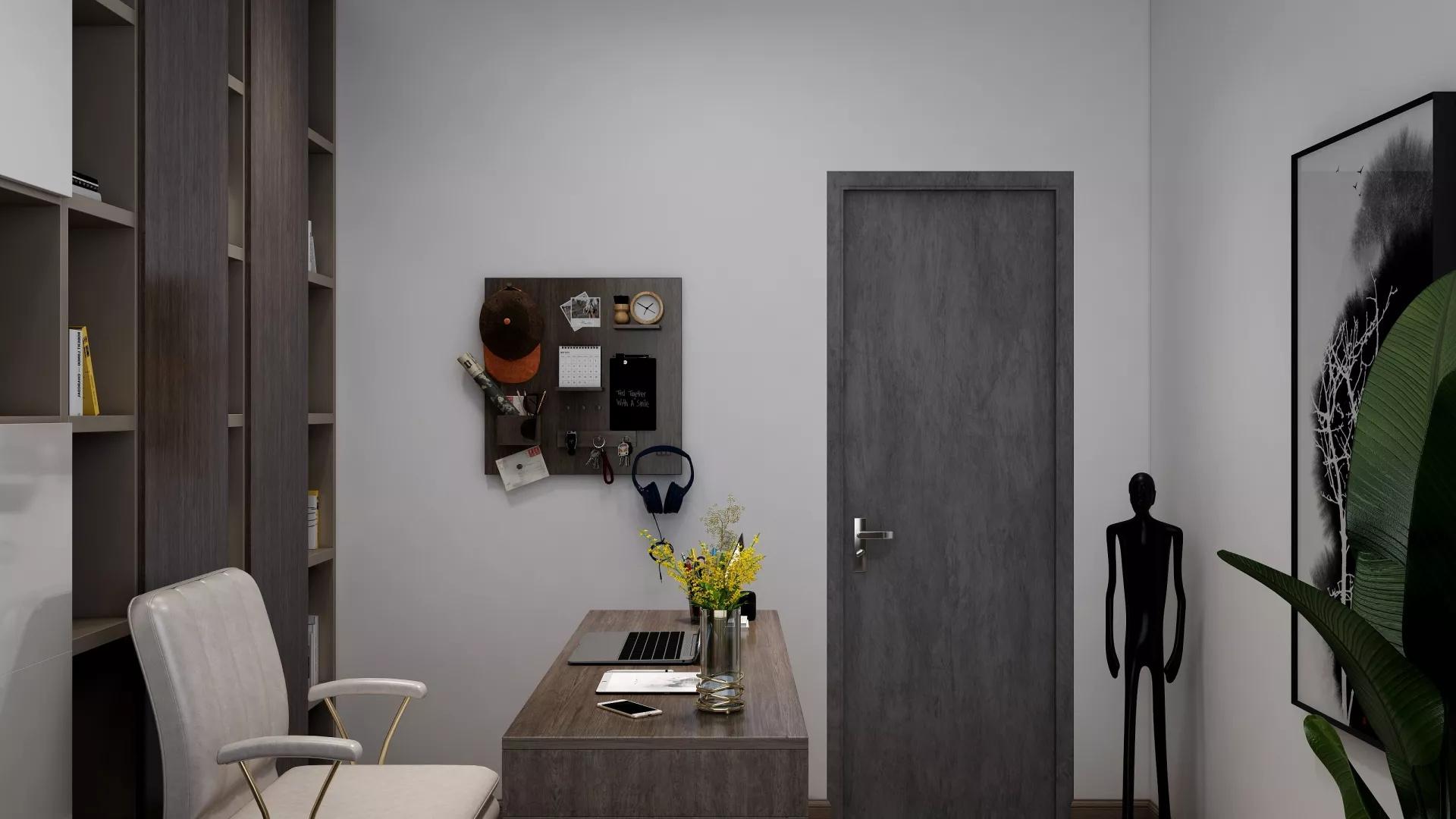 豪华欧式古典风格别墅室内设计装修效果图