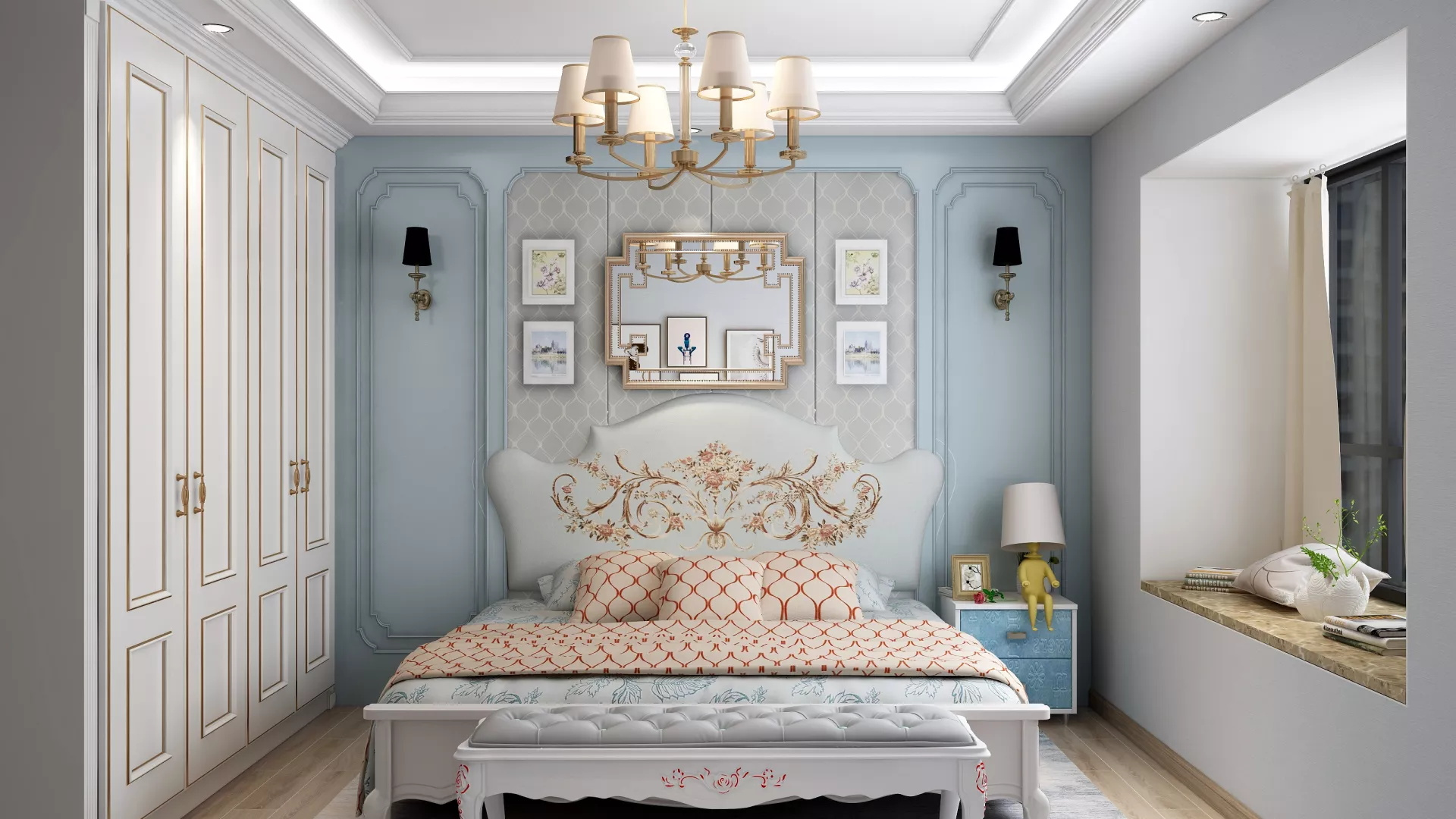 室内全静音地暖地冷中央舒适系统