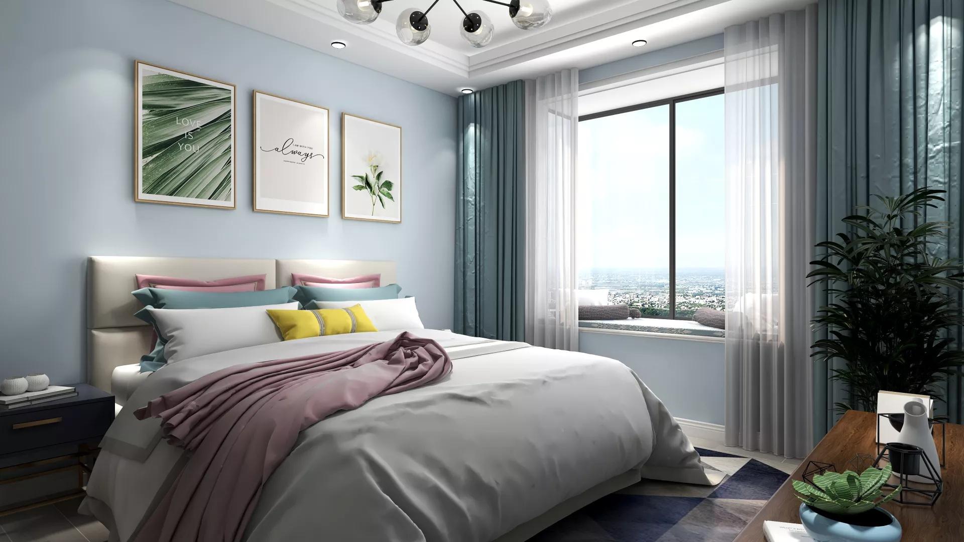 臥室裝修知識之臥室地毯怎么鋪